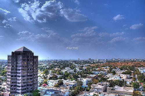 Park Avenue, Karachi - Paktive