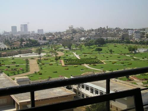 Zamzama Park, karachi