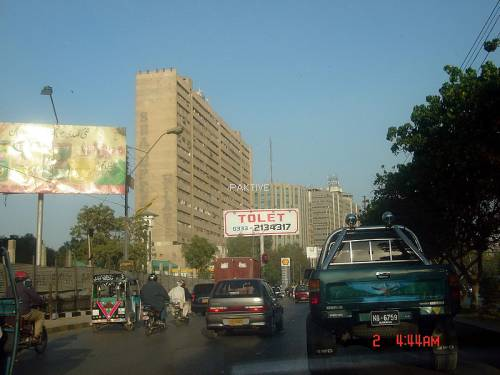 Sea Breeze Plaza, Karachi - Paktive