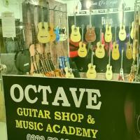 Octave Guitar Shop, islamabad
