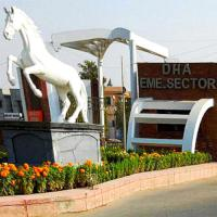 DHA EME Sector, lahore