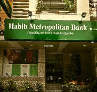 Habib Metropolitan Bank (Shaheed e Millat), karachi