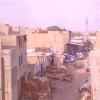 Nala Chowk (Godhra Colony), karachi