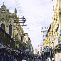 Mariott Road, karachi